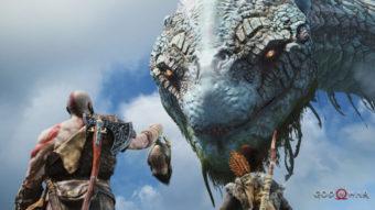 God of War de PS4 vai chegar ao PC em 2022 no Steam e Epic Games Store