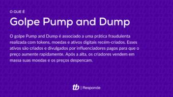 O que é golpe Pump and Dump de criptomoeda?
