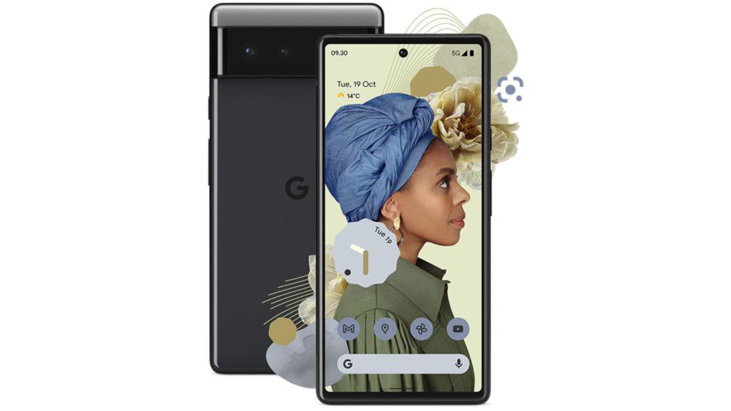 Google Pixel 6 terá visual remodelado (Imagem: Reprodução/Carphone Warehouse)