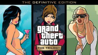 GTA The Trilogy é oficial e chega ainda em 2021 para PC e consoles