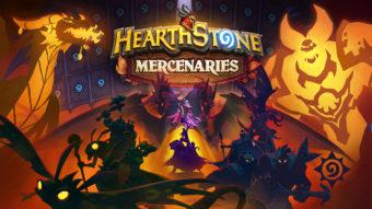 Hearthstone Mercenários é lançado com novo modo de equipes