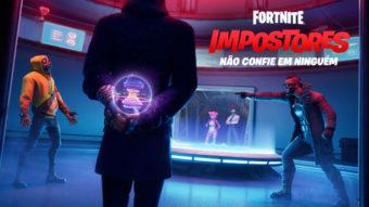 """Fortnite: Epic admite se """"inspirar"""" em Among Us para modo Impostores"""