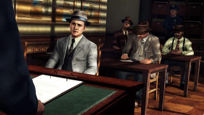 L.A. Noire é um jogo de investigação