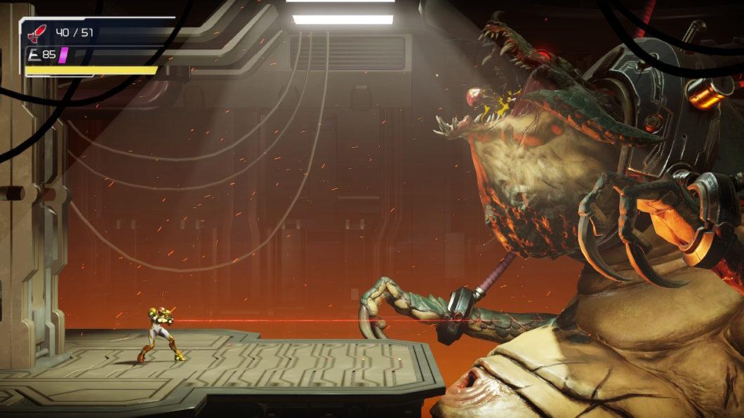 Metroid Dread Kraid