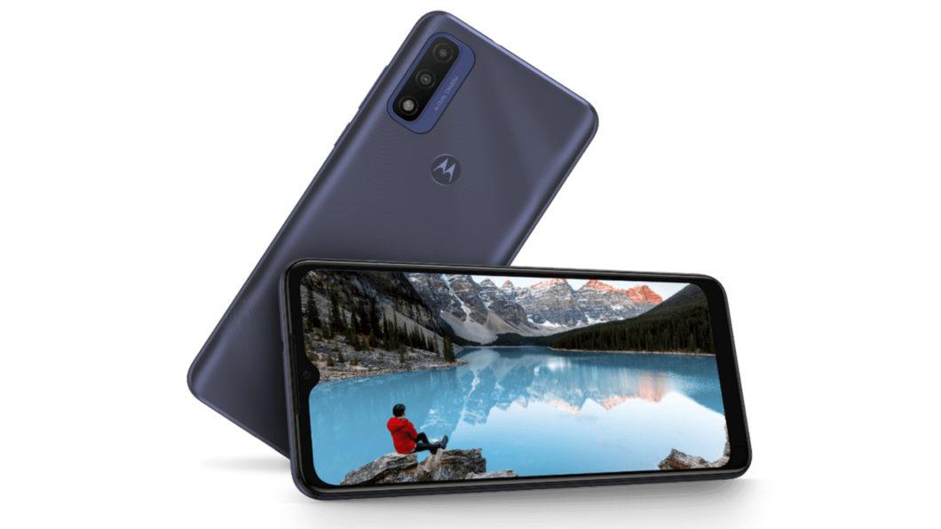 Motorola Moto G Pure (Imagem: Divulgação/Motorola)