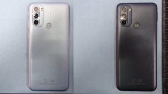 Moto G31 com câmera tripla aparece em imagens vazadas
