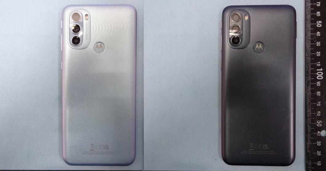 Suposto <a href='https://meuspy.com/tag/Motorola-espiao'>Motorola</a> Moto G31 (Imagem: Reprodução/MySmartPrice)
