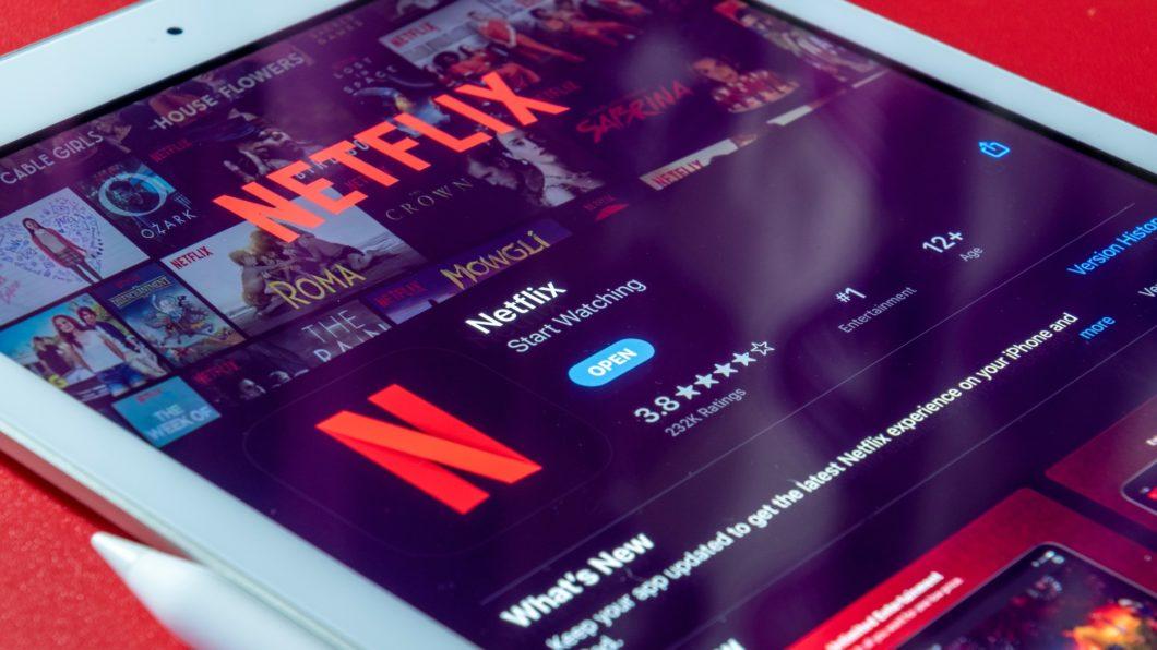 Netflix na App Store do iPad (Imagem: Souvik Banerjee / Unsplash)