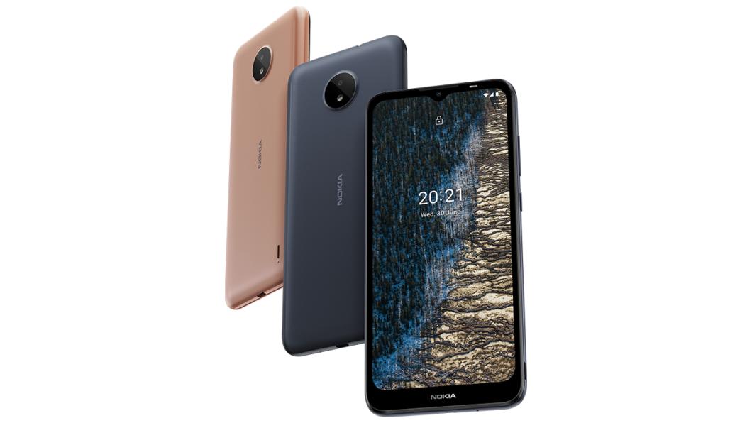 Nokia C20 e C01 Plus chegam ao Brasil com Android 11 Go e preço baixo