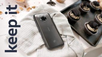 Nokia G300 é um celular de entrada com câmera tripla e Snapdragon 480 5G