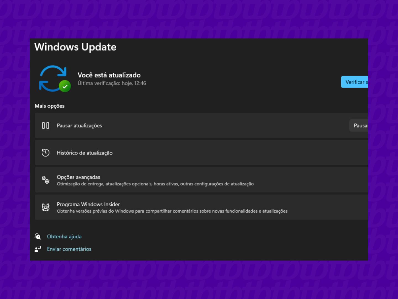 Windows 11 passo a passo