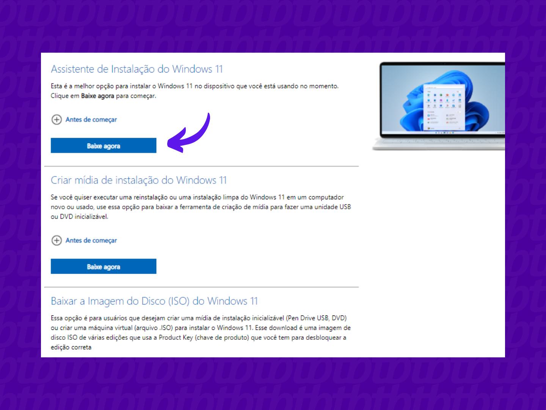 Atualizar para Windows 11