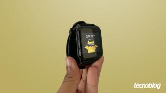 Smartwatch Realme Watch 2: relógio básico para usuários básicos