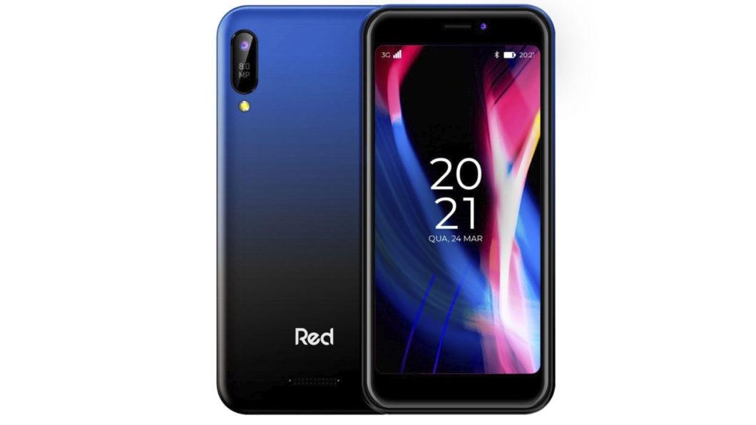 Red Mobile Volt L é um celular barato que agora pode ser vendido no Brasil