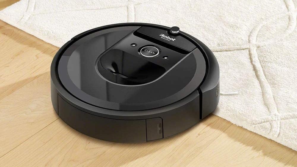 Aspirador Roomba i7 é compatível com Alexa (Imagem: Divulgação / iRobot)