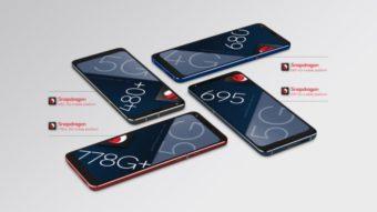 Qualcomm lança Snapdragon 695 5G com maior poder gráfico para intermediários