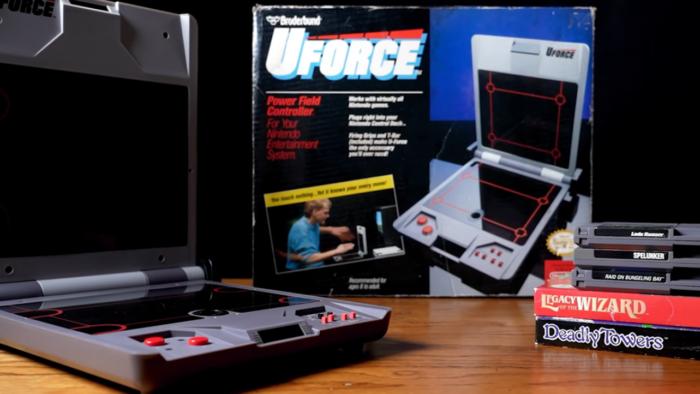 U Force NES