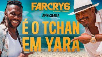 """Far Cry 6 ganha clipe """"É o Tchan em Yara"""" com ritmo do pagode baiano"""