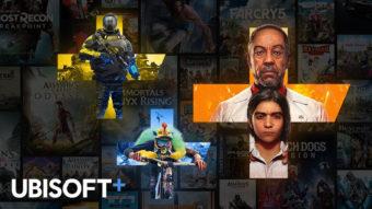 Ubisoft+ chega ao Brasil com mais de 100 jogos novos e clássicos no serviço