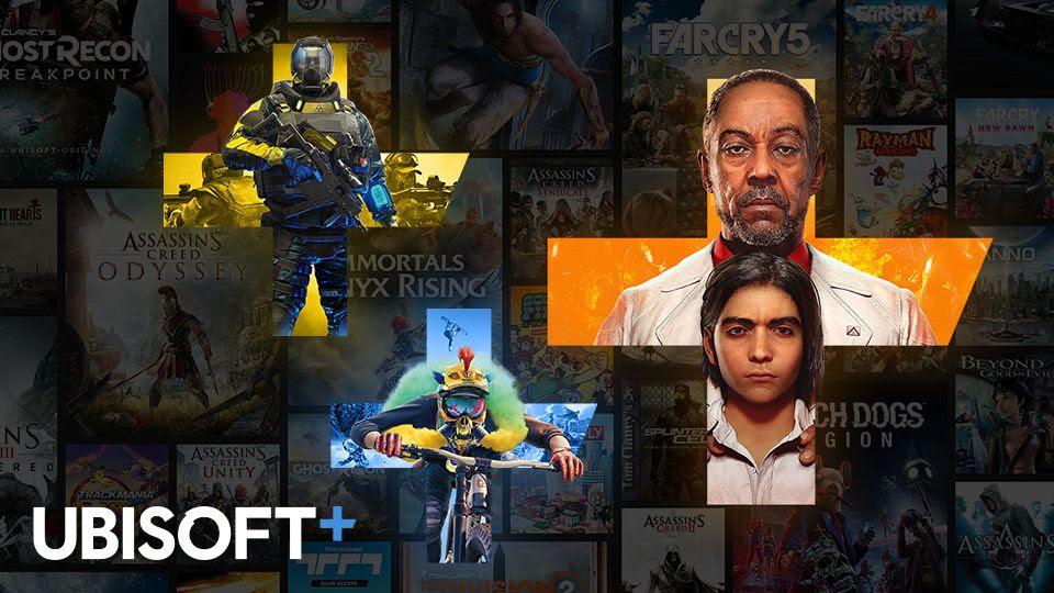 O que é o Ubisoft+?
