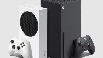 Como fazer upgrade de jogos do Xbox One para o Series X e S