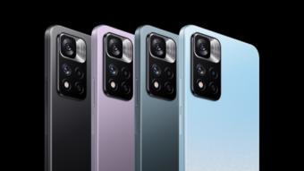 Xiaomi Redmi Note 11 Pro é oficial com câmera tripla e recarga de até 120 W